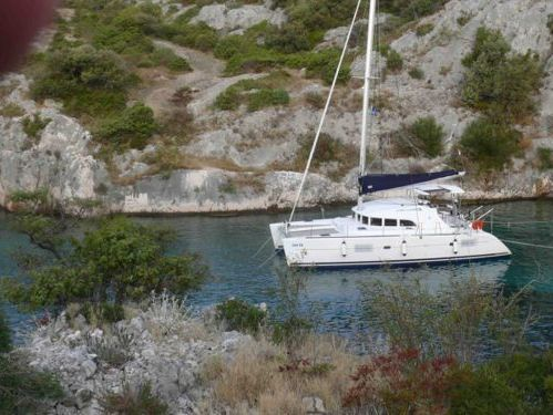 Catamarano Lagoon 380 · 2010