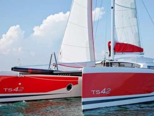 Katamaran TS 42 · 2020