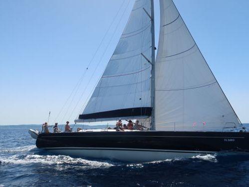 Segelboot Grand Soleil 56 (2008)