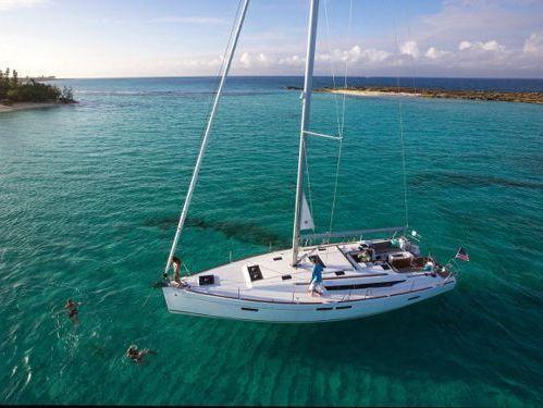 Segelboot Jeanneau Sun Odyssey 479 (2017)