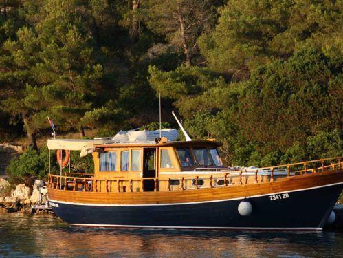 Motorboat Custom Built · 1990