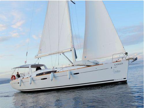Segelboot Beneteau Oceanis 50 · 2012