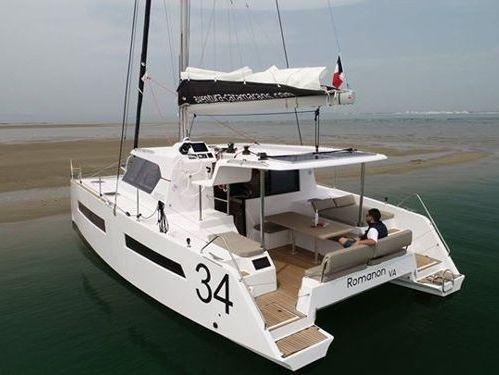 Catamarano Aventura 34 (2018)