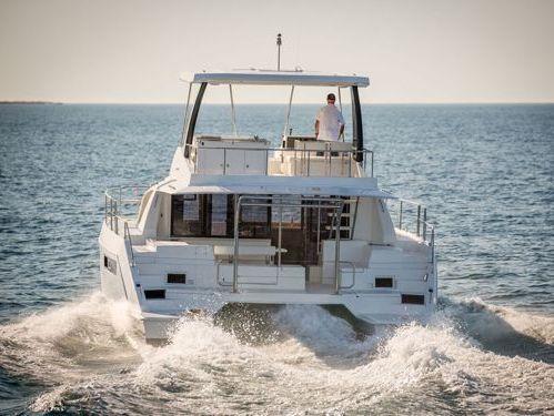 Catamarano Leopard Leopard 43PC (2018)