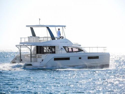 Catamarano Leopard Leopard 43PC · 2018