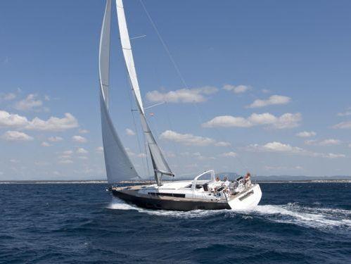 Sailboat Beneteau Oceanis 55 · 2019