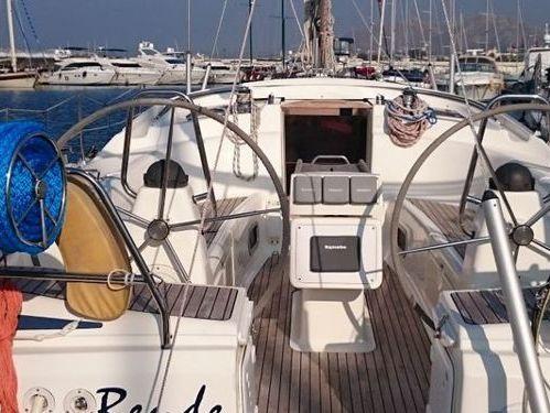 Sailboat Bavaria Cruiser 42 · 2009