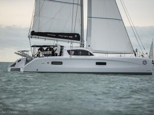 Catamarano Outremer Outremer 45 (2019)