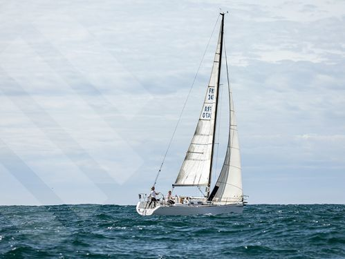 Sailboat Beneteau First 34 7 · 2006
