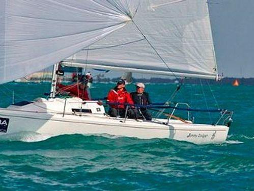 Segelboot J 80 (2001)