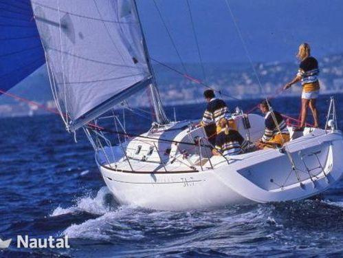 Segelboot Beneteau First 31.7 (2008)