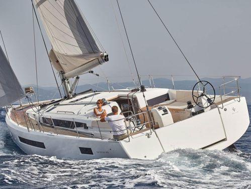 Sailboat Jeanneau Sun Odyssey 490 · 2020