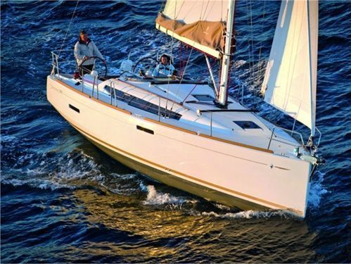Segelboot Jeanneau Sun Odyssey 389 (2016)