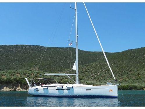 Segelboot Jeanneau Sun Odyssey 519 (2018)