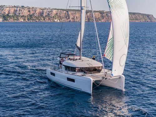 Catamaran Bali 5.4 · 2020