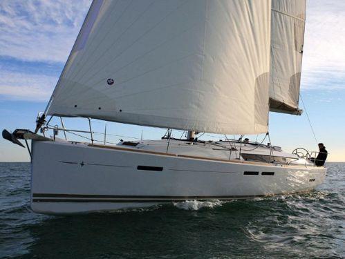 Segelboot Jeanneau Sun Odyssey 449 (2018)