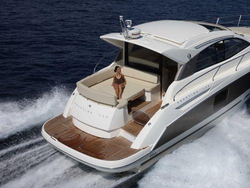 Imbarcazione a motore Jeanneau Prestige 42 S (2010)