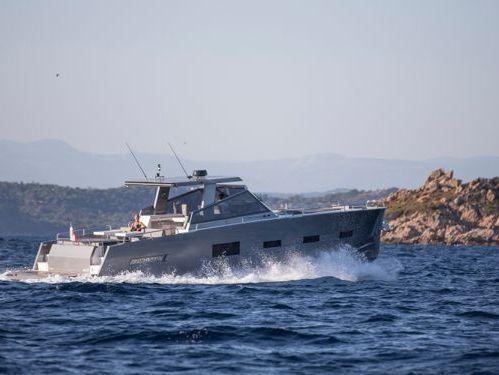 Imbarcazione a motore Med 52 (2019)
