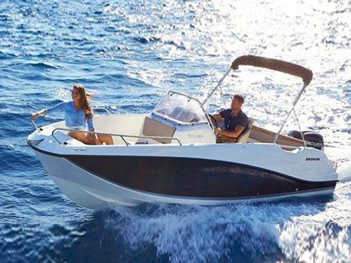 Speedboat Quicksilver 555 · 2018