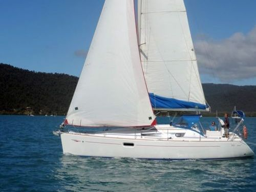 Sailboat Jeanneau Sun Odyssey 36i (2008)