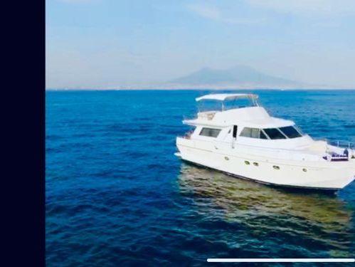 Imbarcazione a motore Custom Built (1990)