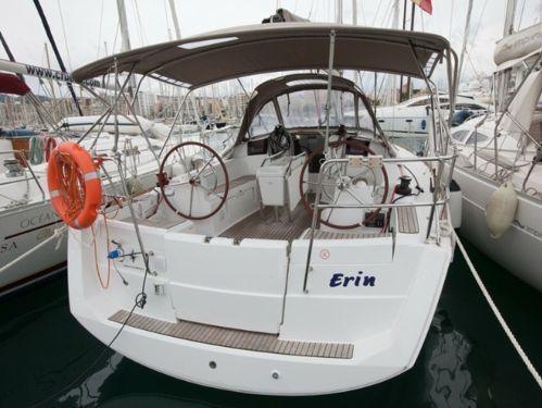 Barca a vela Jeanneau Sun Odyssey 379 (2012)