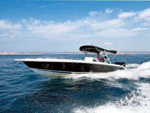 Sportboot Al Dhaen Al Dhaen 36 · 2018
