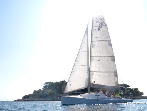 Segelboot Fiumanka 33 · 2002