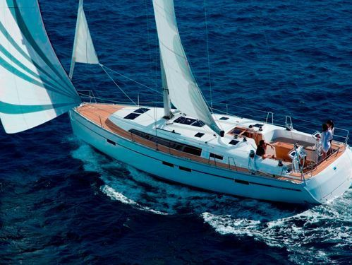 Segelboot Bavaria 46 · 2016