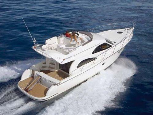 Motorboat Rodman 41 Fly · 2012