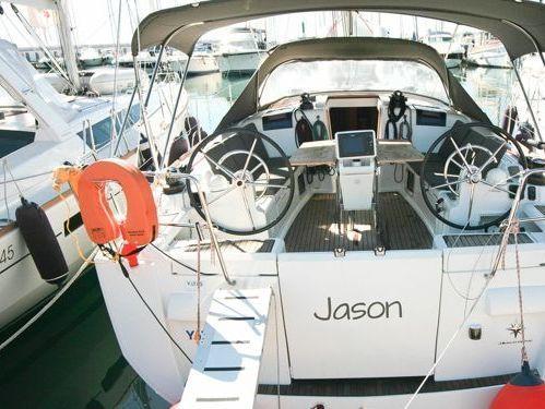 Sailboat Jeanneau Sun Odyssey 439 · 2014