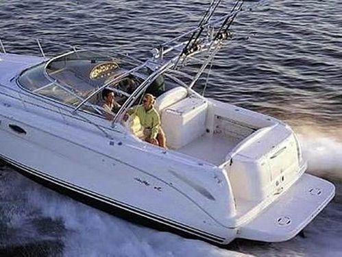 Motorboat Sea Ray 290 · 2006