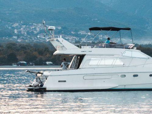 Motorboot Ferretti 46 Fly · 2000