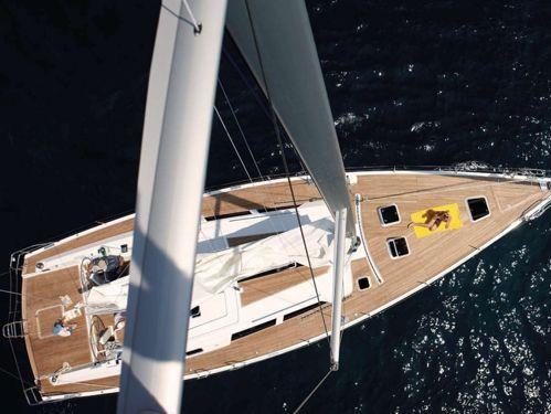 Segelboot Hanse 540e · 2008