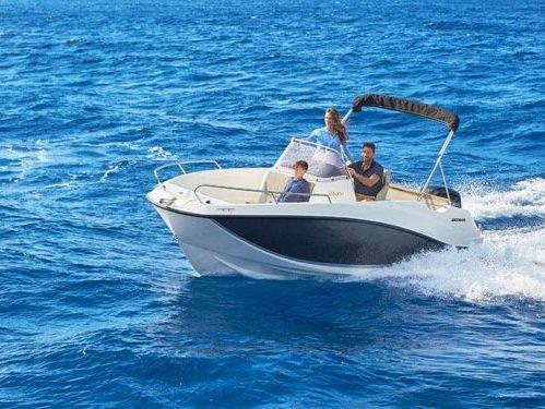Speedboat Quicksilver 555 · 2020