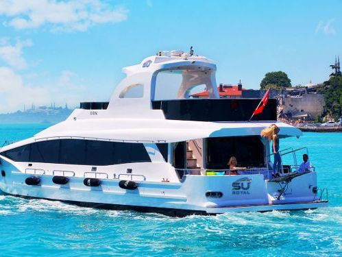 Motorboat Custom Built · 2016