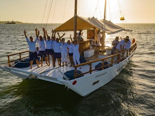 Catamarán Adria Event  · 2019