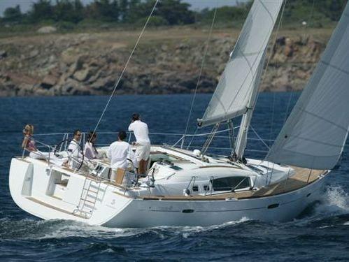 Barca a vela Beneteau Oceanis 461 (2020)