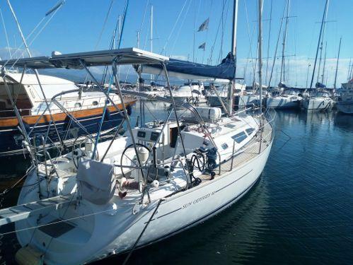 Sailboat Jeanneau Sun Odyssey 40 · 2001
