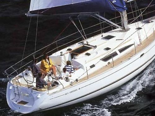 Segelboot Jeanneau Sun Odyssey 40 (2001)