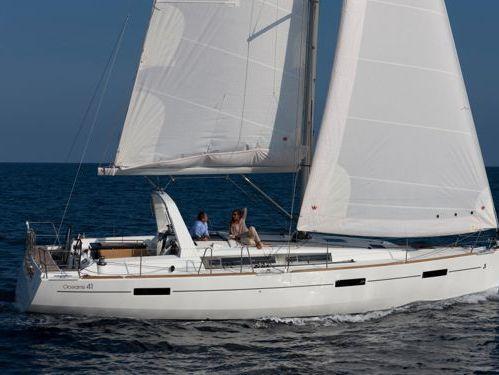 Zeilboot Beneteau Oceanis 41.1 · 2016
