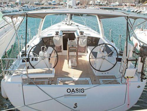 Barca a vela Beneteau Oceanis 41.1 (2019)