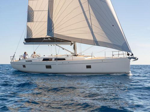 Sailboat Hanse 508 · 2020