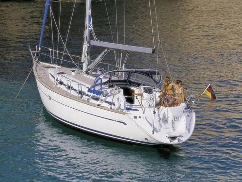 Sailboat Bavaria 42 · 2002