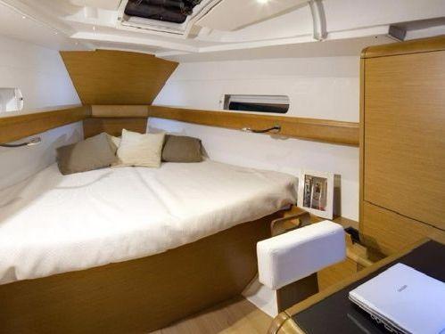 Barca a vela Jeanneau Sun Odyssey 419 (2017)