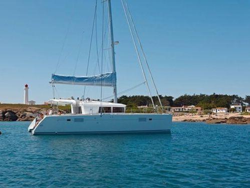 Catamaran Lagoon 450 F (2014)