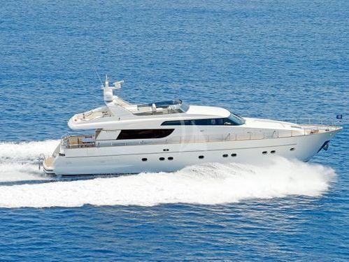 Imbarcazione a motore San Lorenzo 72 · 2006