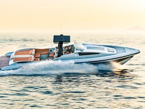 Motorboat Skipper BSK (2017)
