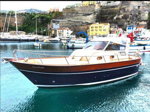 Imbarcazione a motore Apreamare Smeraldo 12 · 2002