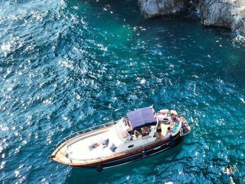Imbarcazione a motore Apreamare Smeraldo 12 · 2013